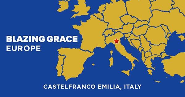 Blazing Grace Europe