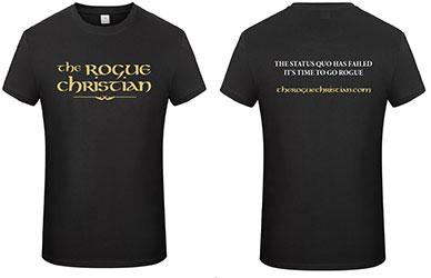 The Rogue Christian T-Shirt
